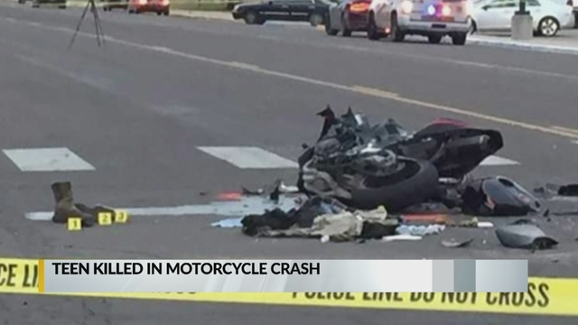 Hobbs teenager killed in motorcycle crash