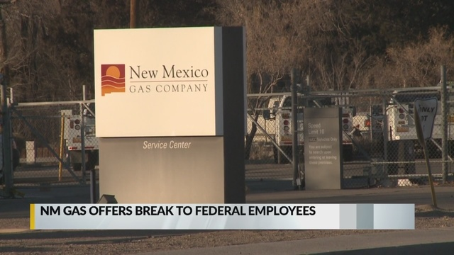 NM Gas Company offers assistance to federal employees
