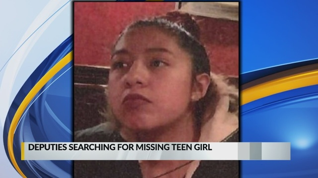 Deputies search for missing Deming teen