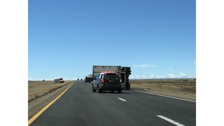 Travel Discouraged On I 25 Near Wagon Mound Due To Extreme Wind