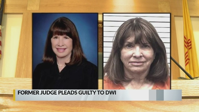 Former Albuquerque judge pleads guilty to DWI