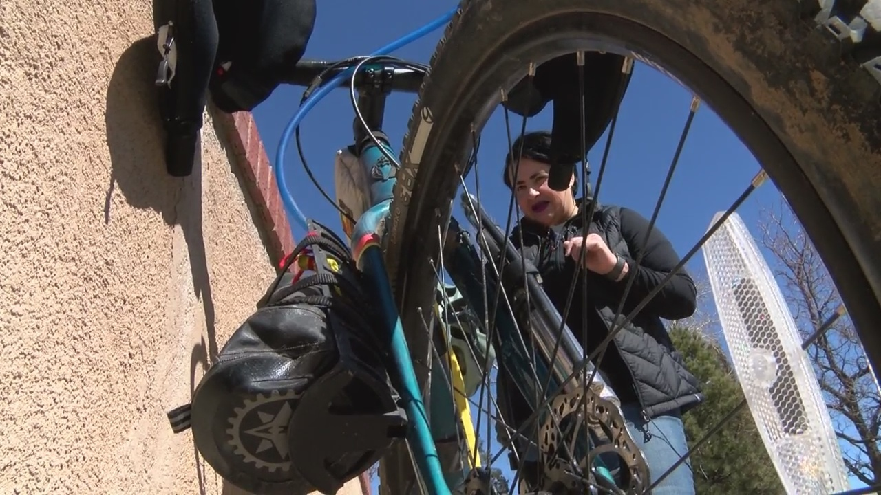 Lawmaker hopes to make New Mexico a destination for 'bike packing'