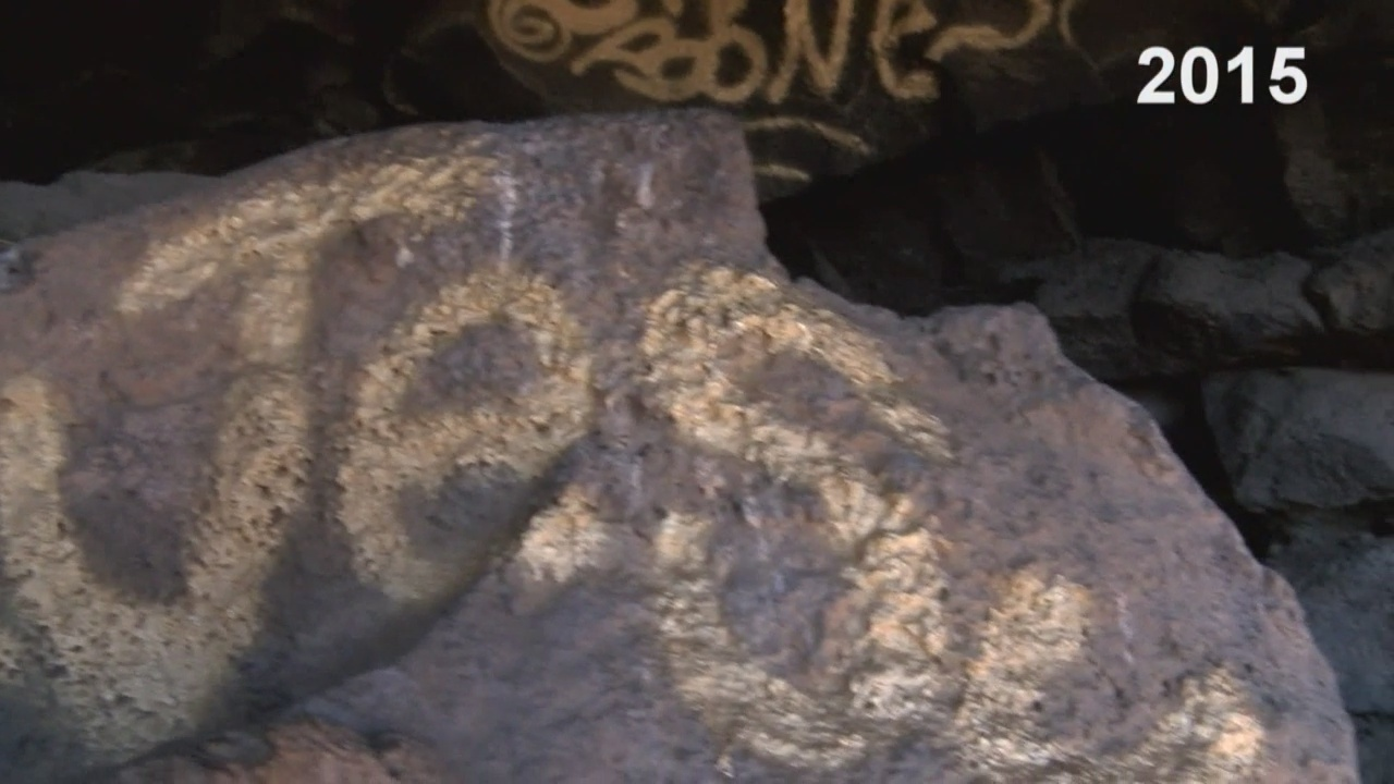 Petroglyphs plan adds new trails, closes off many man-made ones