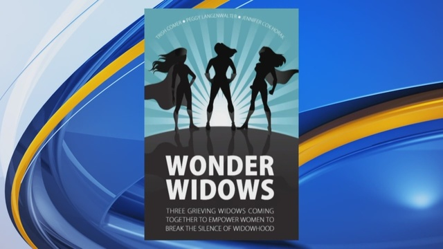 'Wonder Widows' book sheds light on breaking the silence of widowhood