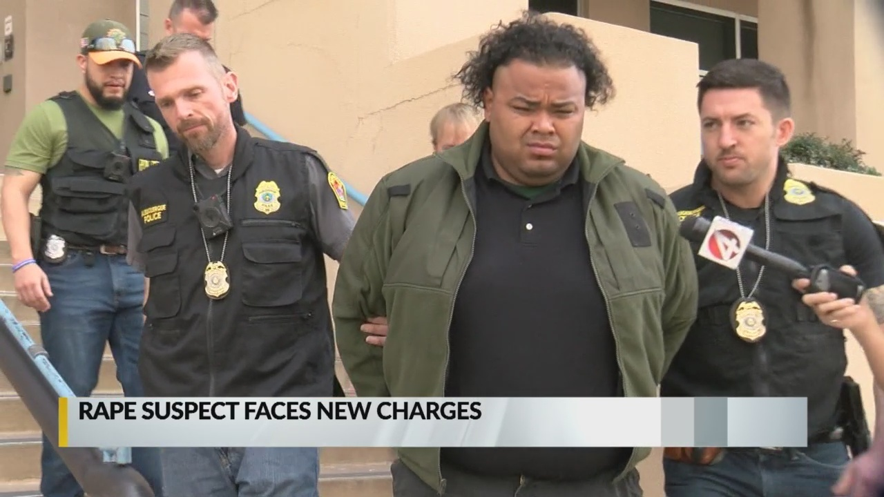 Warrant issued after DNA connects accused rapist to previous case