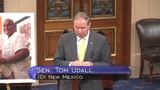Sen. Tom Udall announces he will not seek re-election in 2020