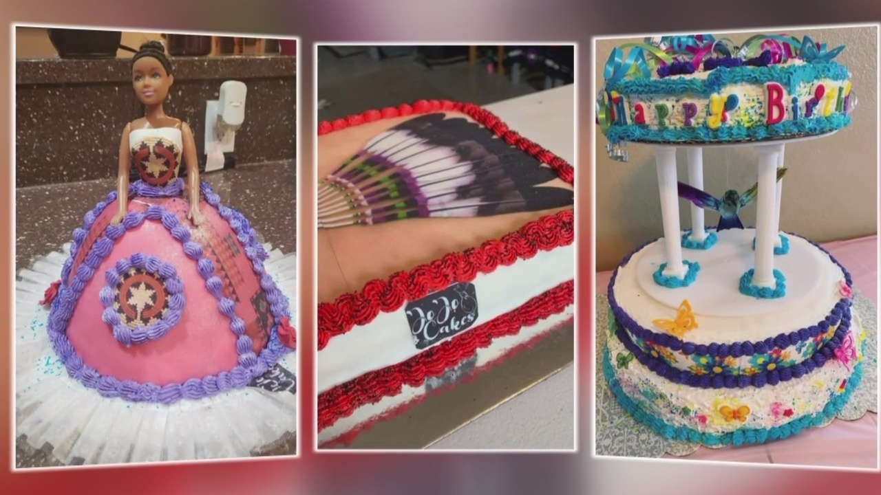 New Mexico Girls Custom Cake Business Is Booming