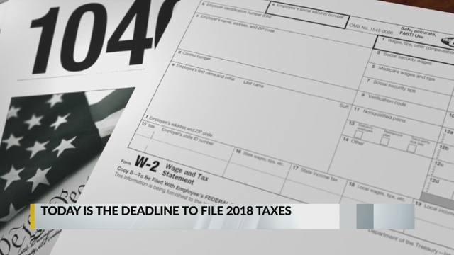 Tax Day 2019: Last day to file, how to get an extension