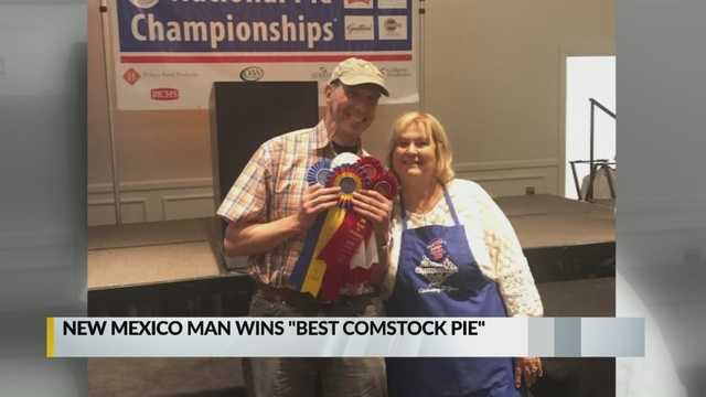 New Mexico man wins big at National Pie Competition