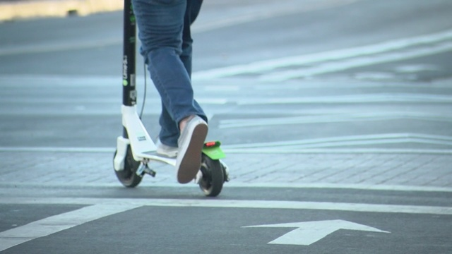 Albuquerque reveals application from electric scooter compnay