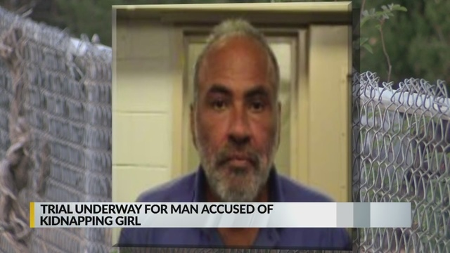 Trial begins for man accused of trying to kidnap 12-year-old girl