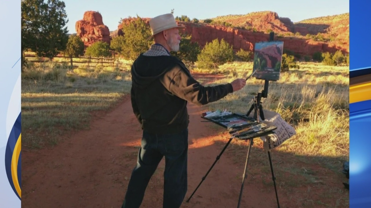 Plein Air Painters of New Mexico to host 'Spring Paintout and Show'