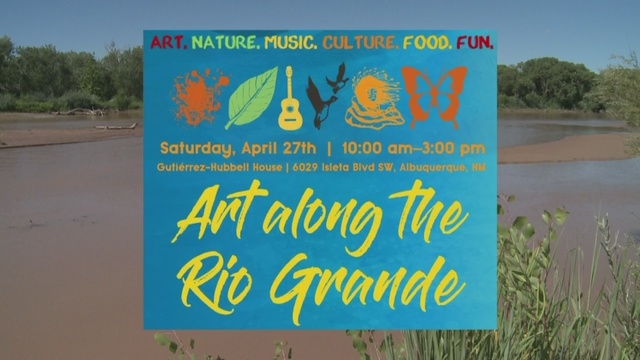 Third annual Art Along the Rio Grande offers local art, music, and tours