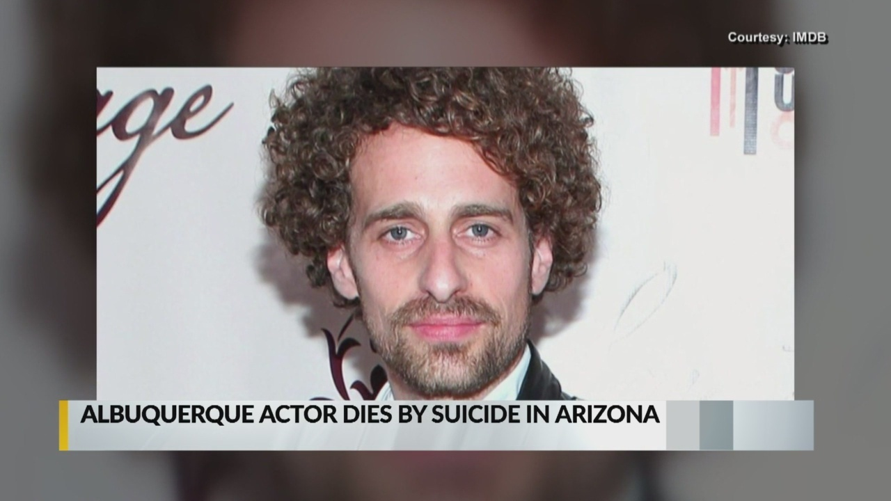 Isaac Kappy: Albuquerque Actor Isaac Kappy Dies At Age 42