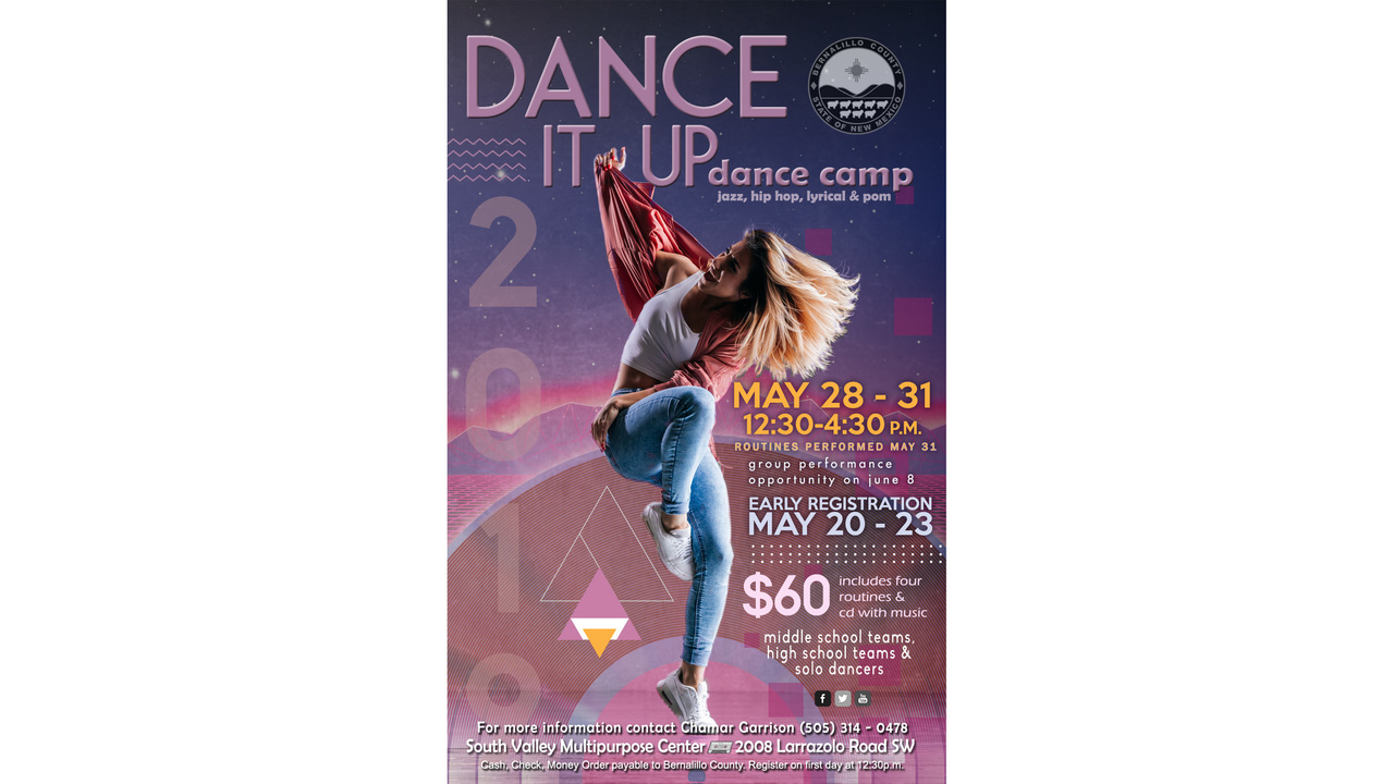 Kids of all ages can attend dance workshop