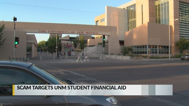 UNM alerts students of fake Federal Student Aid email scheme