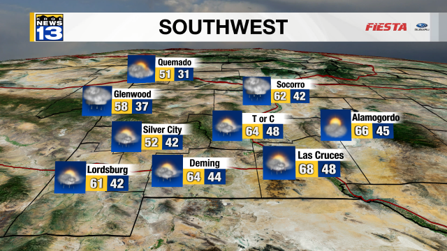 Forecasts | KRQE News 13